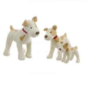 Pliušinis žaislas - šuniukas