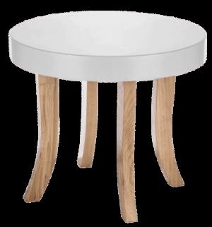 Apvalus stalas vaikams
