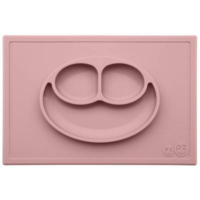 happy mat in blush