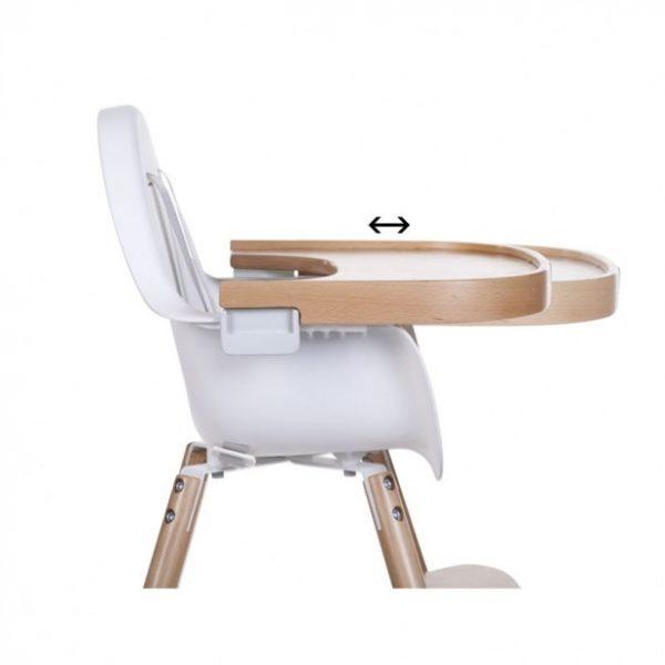 Maitinimo kėdutės staliukas