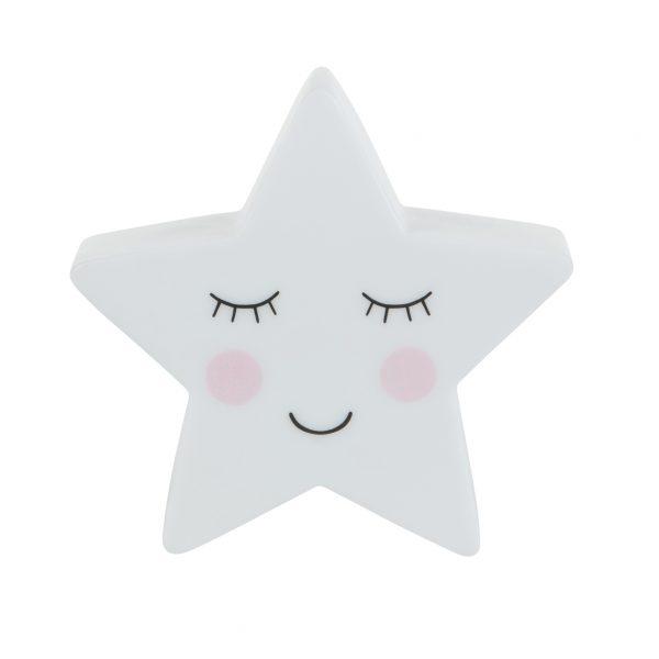 Naktinė lemputė žvaigždė