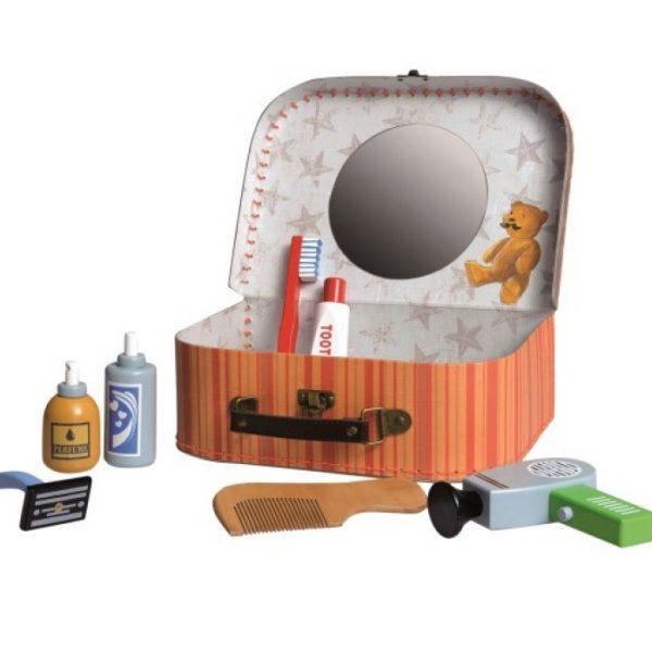 Grožio lagaminėlis berniukams