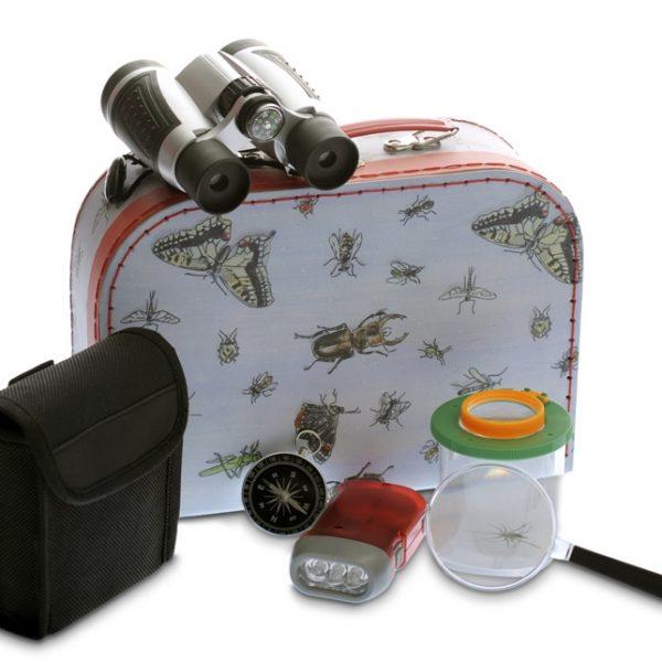 Tyrinėtojo lagaminėlis
